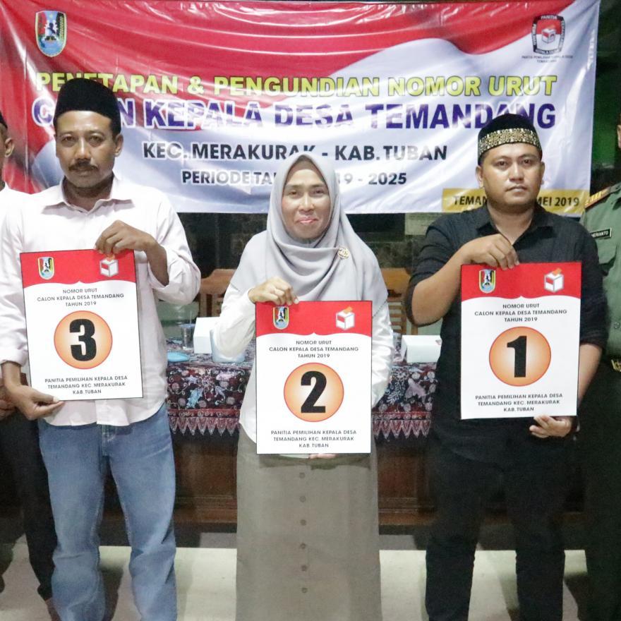 Website Resmi Desa Temandang Kecamatan Merakurak Kabupaten